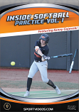 Inside Softball Practice Vol. 1 featuring Coach Kenny Gajewski - DVD or Download - Free Shipping - 2018 Title