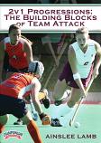 2v1 Progressions: The Building Blocks of Team Attack DVDs