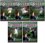 Winning Soccer 5 DVD Set