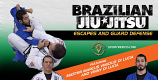 Brazilian Jiu-Jitsu Escapes and Guard Defense