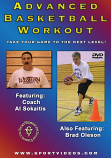 Advanced Basketball Workout DVD with Coach Al Sokaitis