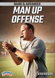 Basic & Advanced Man Up Offense DVDs