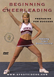Beginning Cheerleading DVD or Download - Free Shipping
