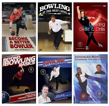 Bowling 6 DVD Set - Free Shipping