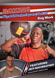 Boxing Tips and Techniques Vol. 2 - Bag Work DVD or Download - Free Shipping