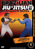 Brazilian Jiu-Jitsu Techniques and Tactics: Mixed Martial Arts DVD or Download - Free Shipping