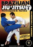 Brazilian Jiu-Jitsu Techniques and Tactics: Throws & Takedowns DVD