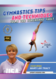 Gymnastics Tips and Techniques - Vol. 3 The Yurchenko Vault (4K Video Download) (2018 Title)
