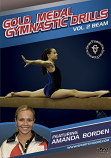 Gold Medal Gymnastics Drills: Beam DVD or Download - Free Shipping