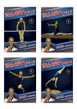 Gold Medal Gymnastics Drills DVD Set  - Free Shipping