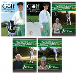 Golf 5 DVD Set - Free Shipping