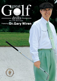 Great Golf Drills Vol 2- The Short Game DVD with Coach Dr. Gary Wiren