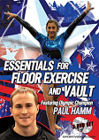 Gymnastics Essentials for Floor Exercise and Vault (Three DVD Set) - Free Shipping