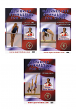 Gymnastics for Girls DVD Set - Free Shipping
