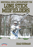 Individual Skill Development for Long Stick Midfielders DVDs