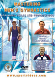 Mastering Men's Gymnastics: Beginner DVD or Download - Free Shipping
