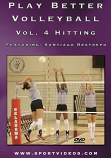Play Better Volleyball Hitting DVD or Download - Free Shipping
