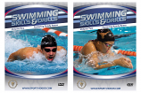 Swimming Skills and Drills 2 DVD Set or Video Download - Free Shipping