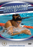 Swimming Skills and Drills Vol. 2 DVD or Download - Free Shipping