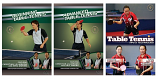 Table Tennis 3 DVD Set - Free Shipping