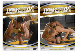 Tiger Style Wrestling Drills 2 DVD Set  - Free Shipping
