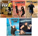 Sports Training 5 DVD Set