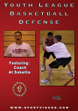 Youth League Basketball: Defense DVD with Coach Al Sokaitis