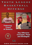 Youth League Basketball Offense DVD or Download - Free Shipping
