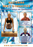 Mastering Men's Gymnastics: Intermediate Skills and Progressions DVD featuring Coach Mark Williams - Free Shipping
