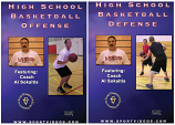 High School Basketball 2 DVD Set