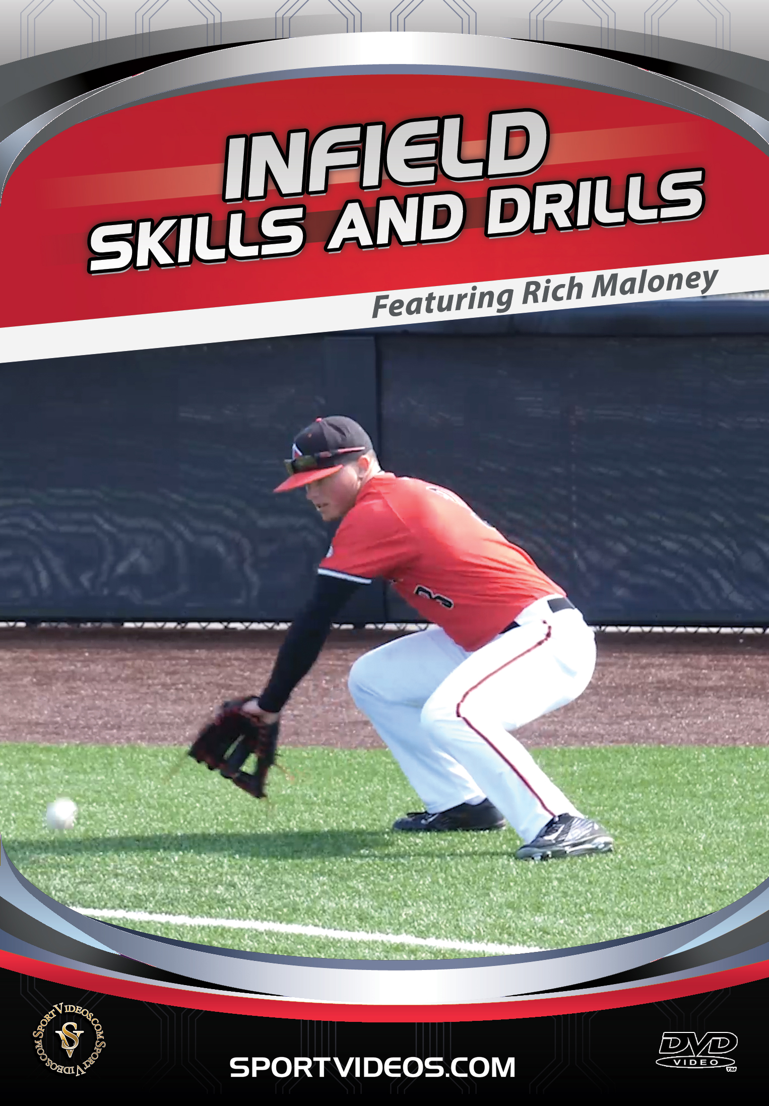 Infield Skills and Drill DVD or Download - Available March 2019