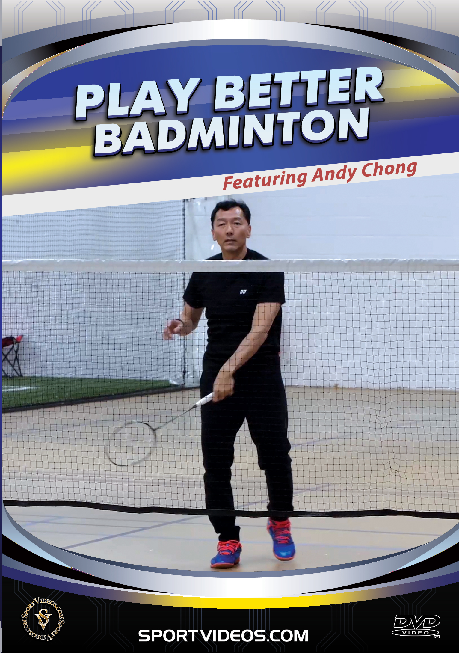 Play Better Badminton DVD or Download