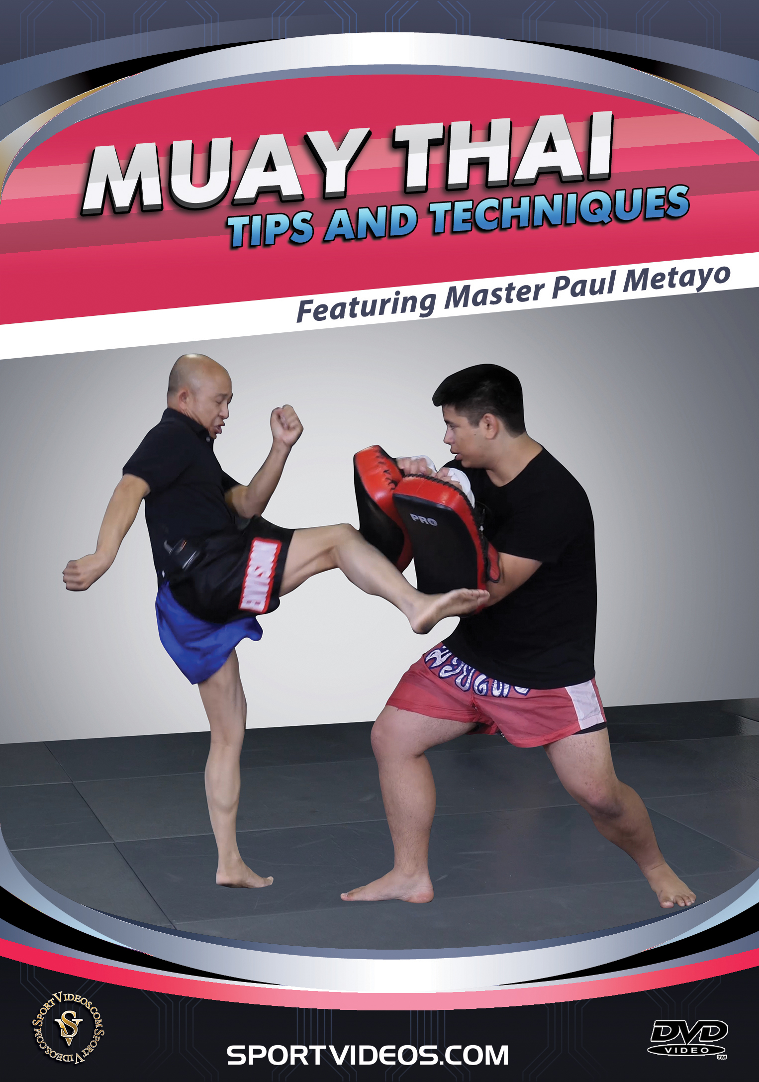 Muay Thai Tips and Techniques DVD or Download