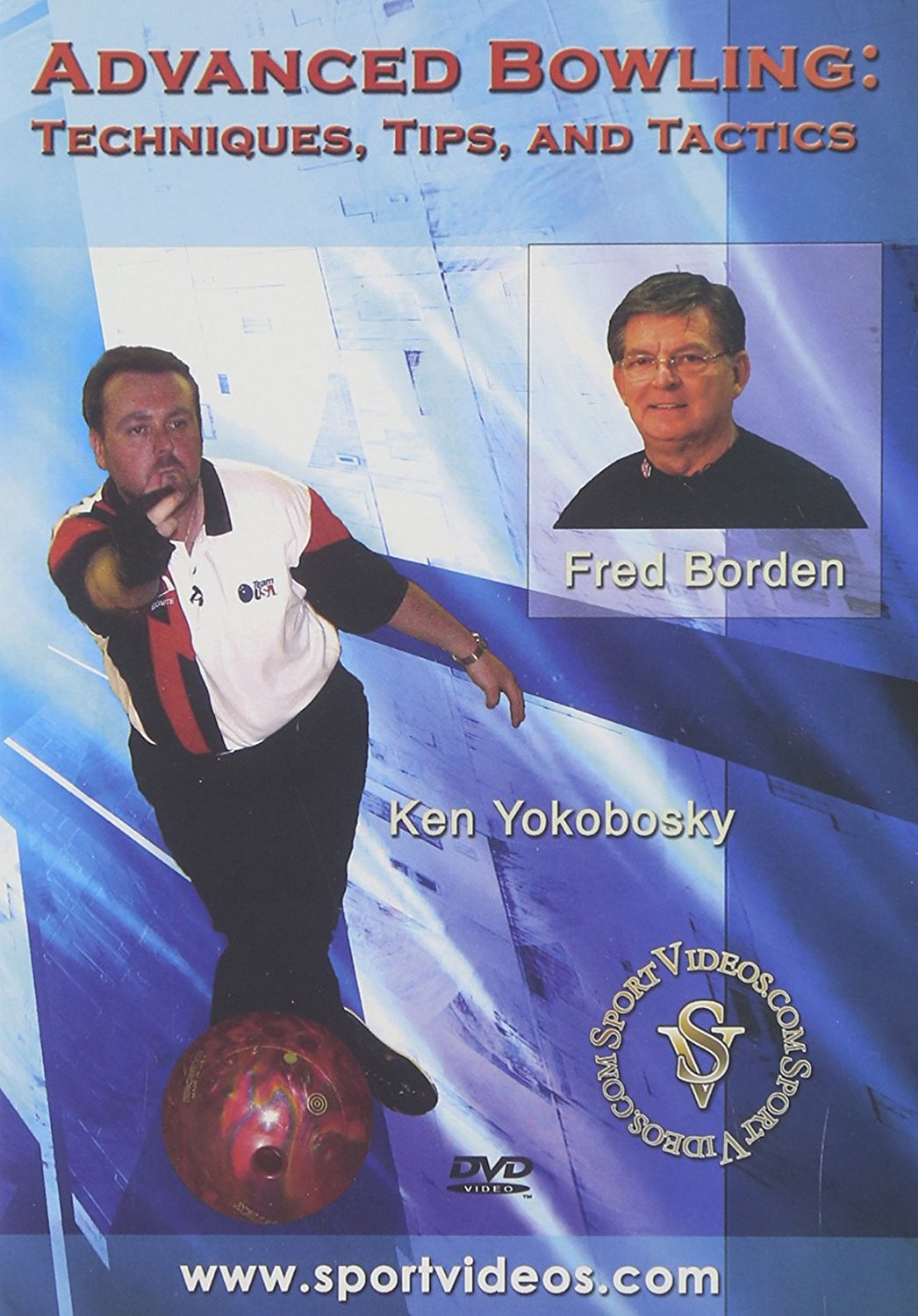 Advanced Bowling DVD or Download - Free Shipping