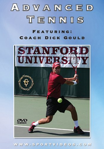 Advanced Tennis DVD with Coach Dick Gould