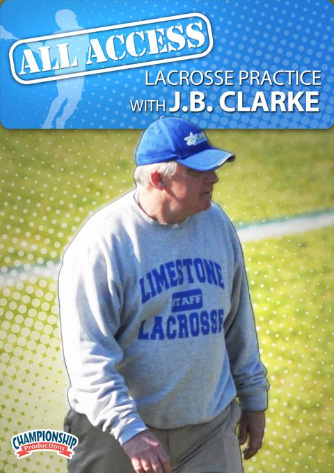 All Access Practice with JB Clarke DVDs