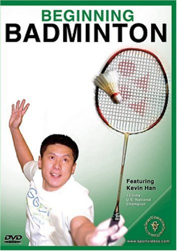 Beginning Badminton DVD or Download - Free Shipping