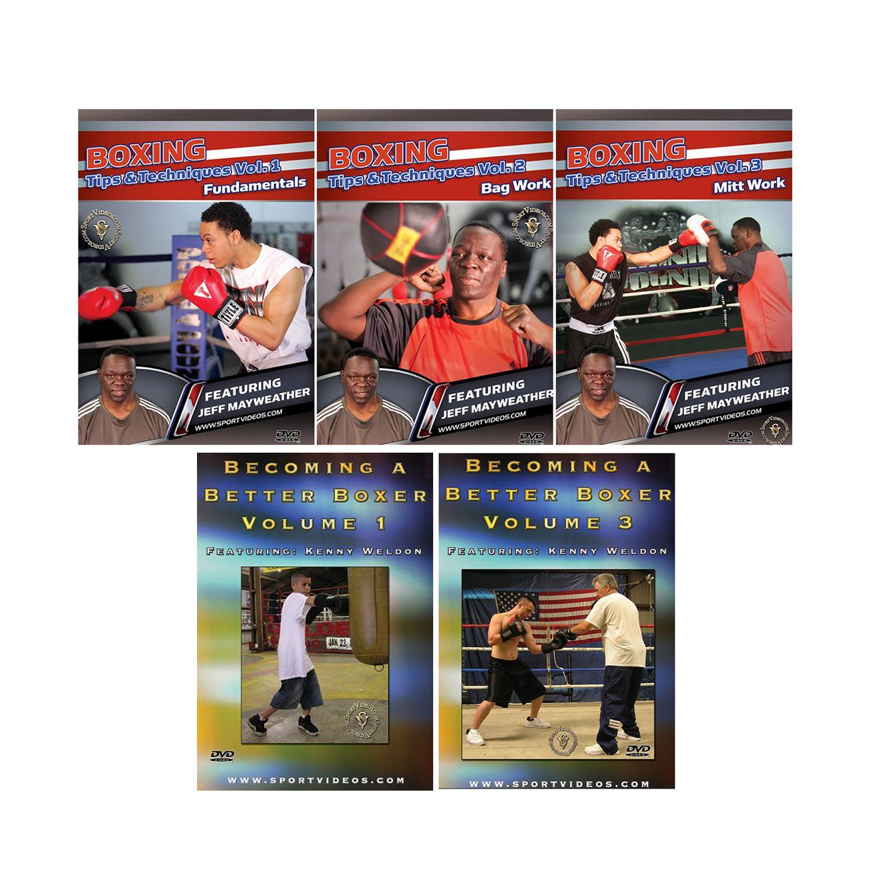 Boxing 5 Video Set-Download