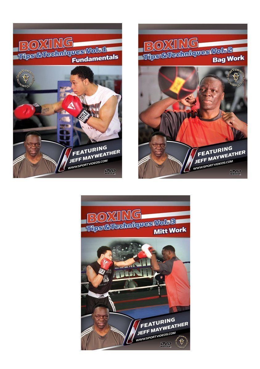 Boxing Tips and Techniques DVD Set