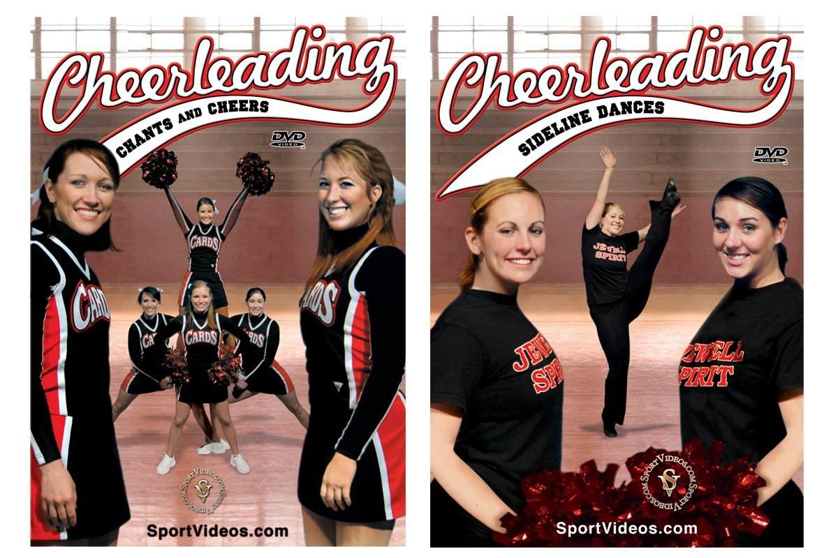 Cheerleading Set - Free Shipping