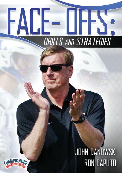 Face-Offs Drills & Strategies DVDs