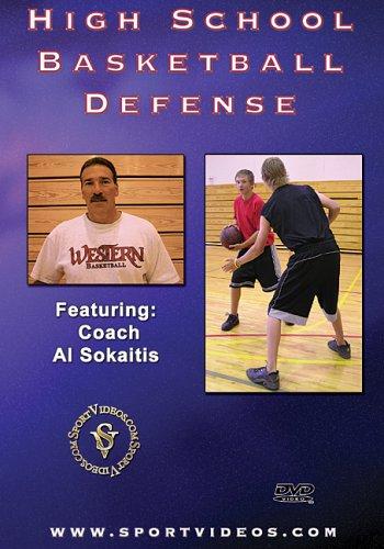 High School Basketball: Defense DVD with Coach Al Sokaitis