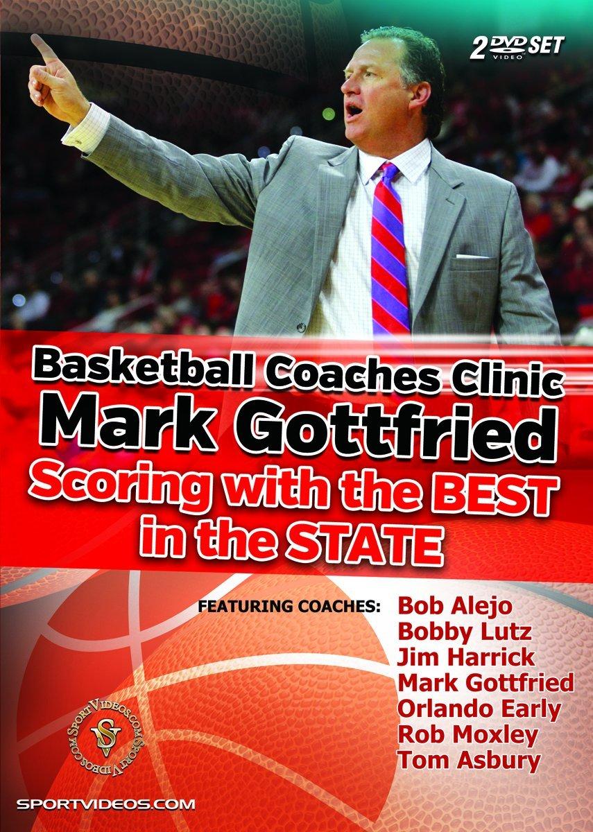 North Carolina State Basketball Clinic  DVD Set - Free Shipping