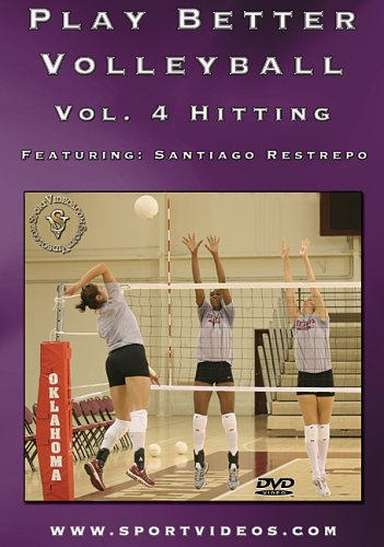 Play Better Volleyball Hitting Download - Free Shipping