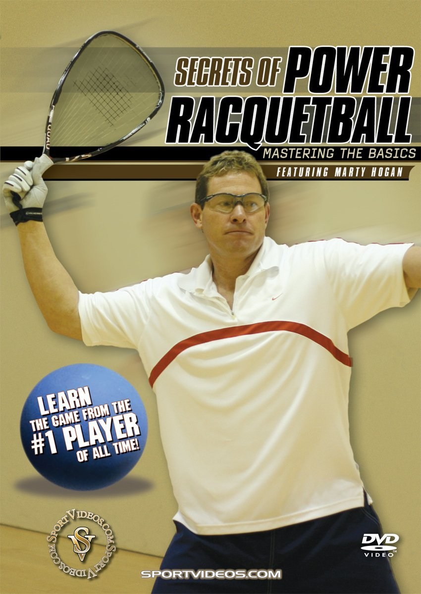 Secrets of Power Racquetball: Mastering the Basics DVD