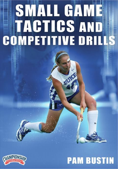 Small Game Tactics and Competitive Drills DVDs