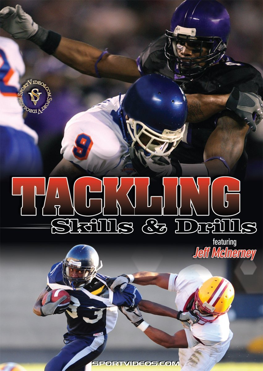 Tackling Skills and Drills DVD or Download - Free Shipping