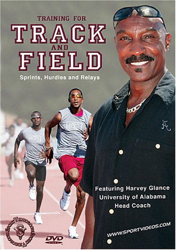 Training for Track and Field: Sprints, Hurdles and Relays DVD or Download - Free Shipping