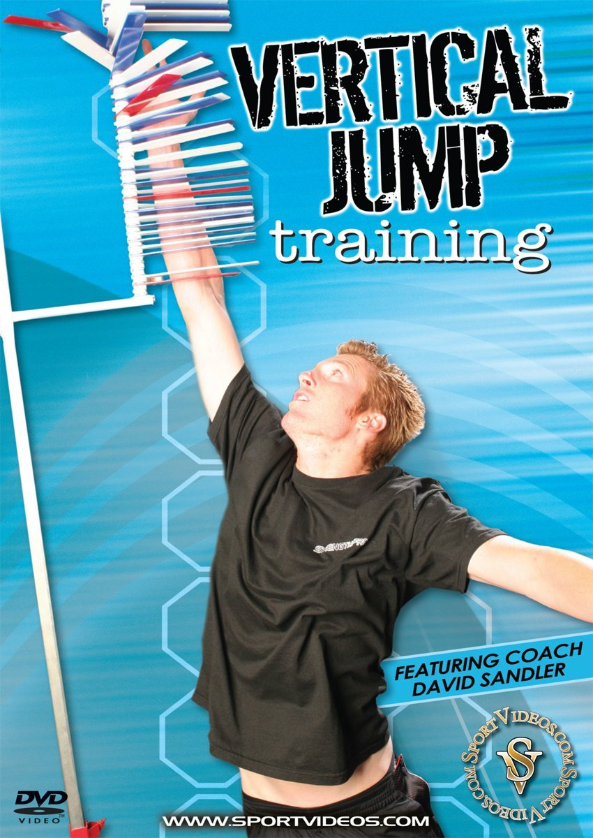 Vertical Jump Training DVD or Download - Free Shipping