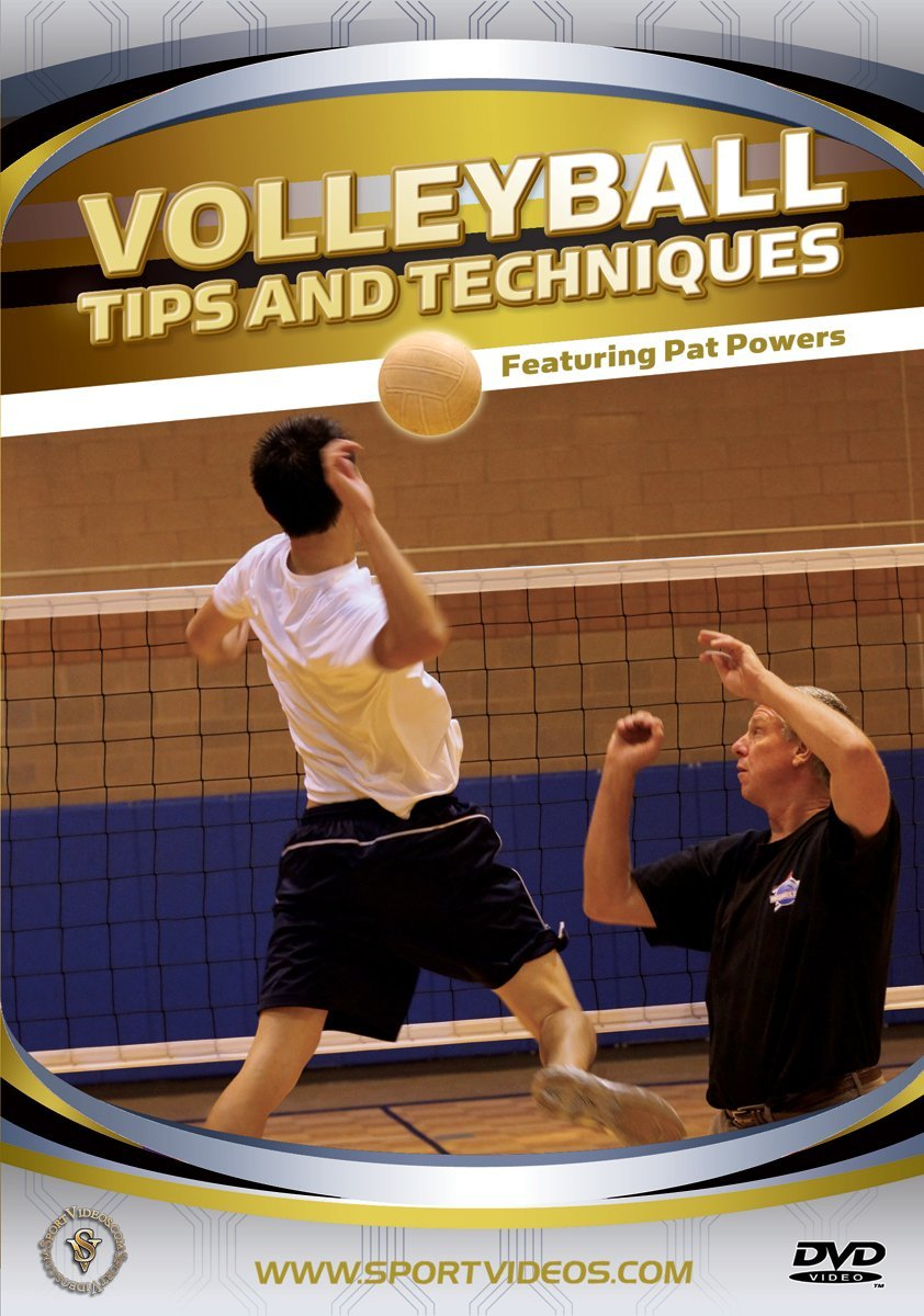 Volleyball Tips and Techniques DVD with Coach Pat Powers